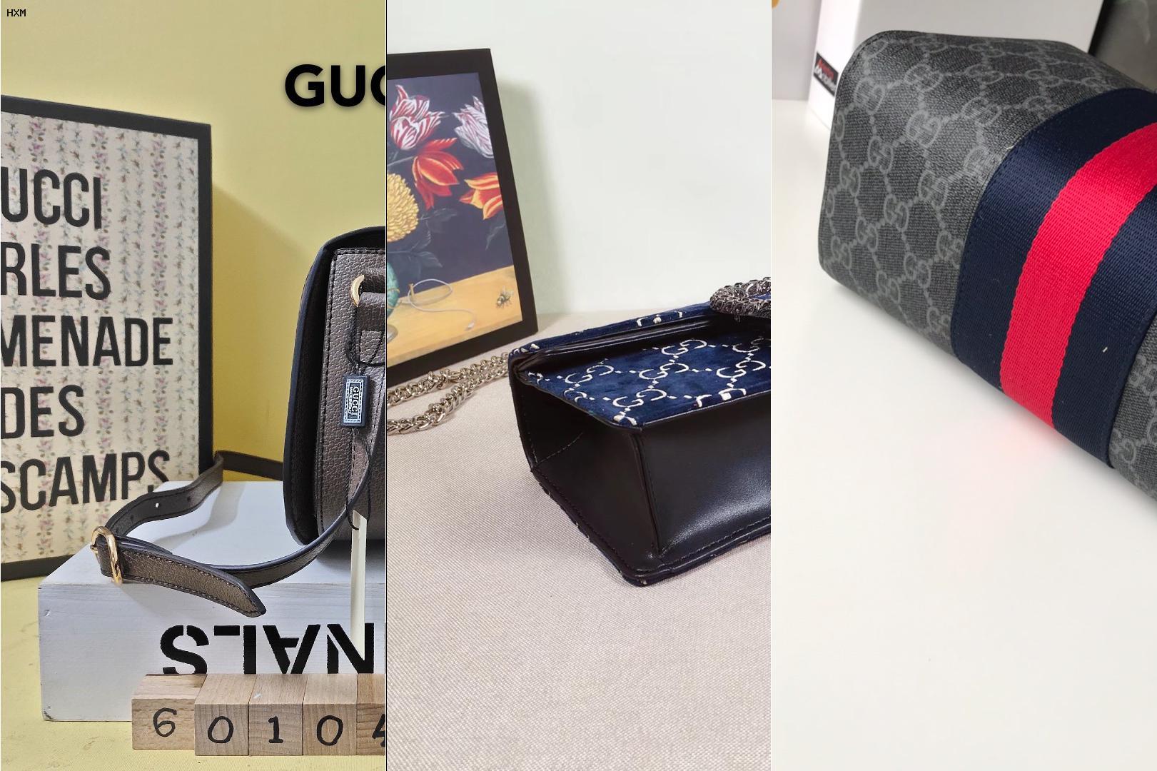 gucci rucksack damen schwarz